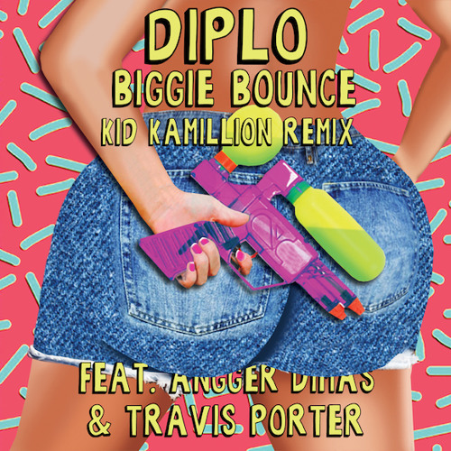 Diplo - Biggie Bounce (Kid Kamillion Remix) [feat. Angger Dimas & Travis Porter]