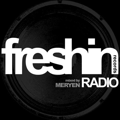 Freshin Radio #015 - Mixed by MeryEn //// FREE DOWNLOAD