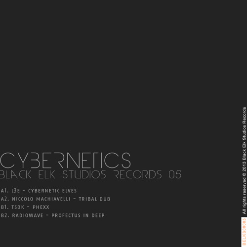 Cybernetics EP [BELKS005]