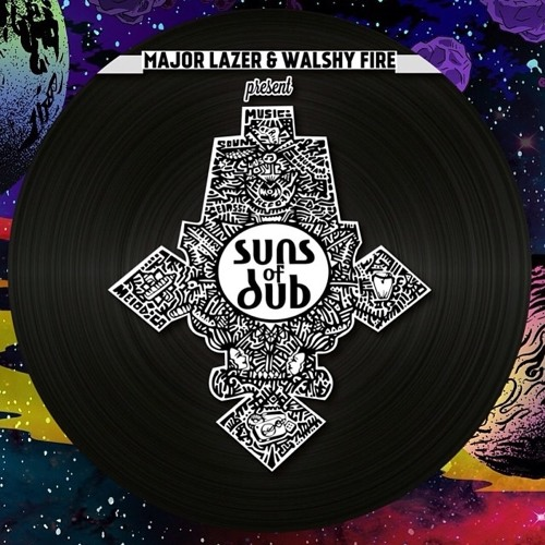 Major Lazer & Walshy Fire Present SUNS OF DUB (Official Mixtape)