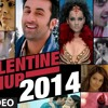 Valentine Mashup 2014 - Full Song - Hussain Dar