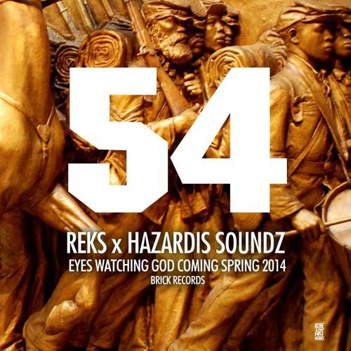"Reks x Hazardis Soundz - ""54"""