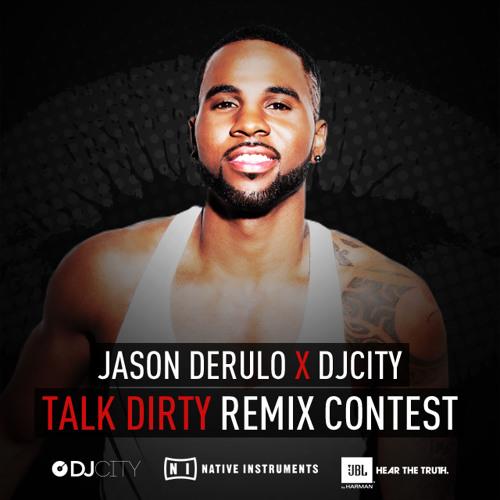 Jason Derulo x DJcity - Talk Dirty - MIXMASON Remix
