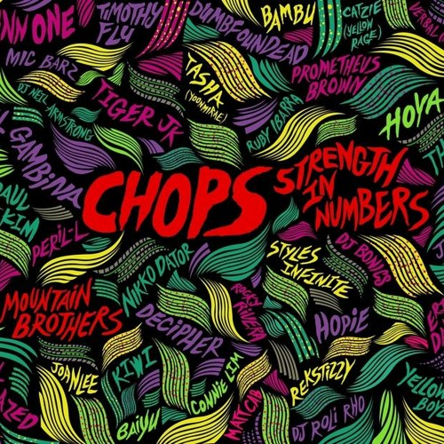 Strength in NUMBERS interview: CHOPS