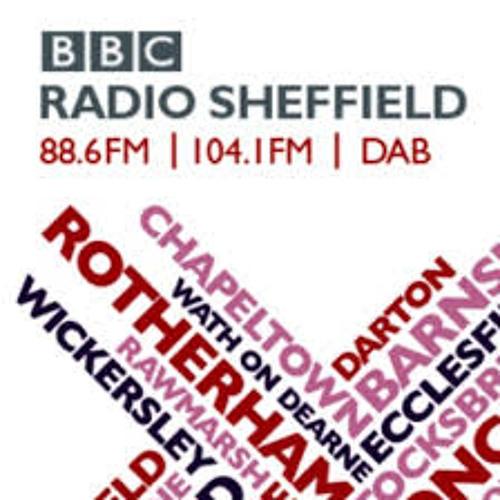 Digital Image - Grizzly (BBC Radio Sheffield, 15th Feb 2014)