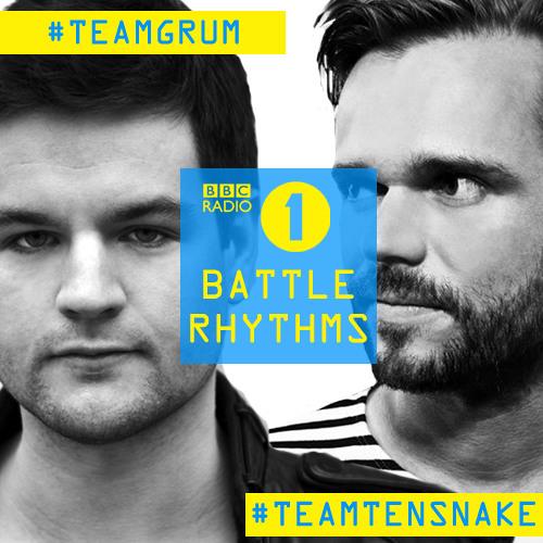 Annie Mac Battle Rhythms: Grum vs Tensnake