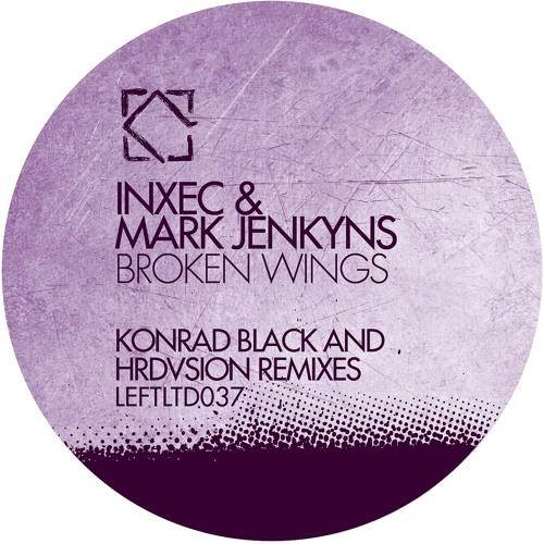 Inxec & Mark Jenkyns - Broken Wings (Hrdvsion Remix)