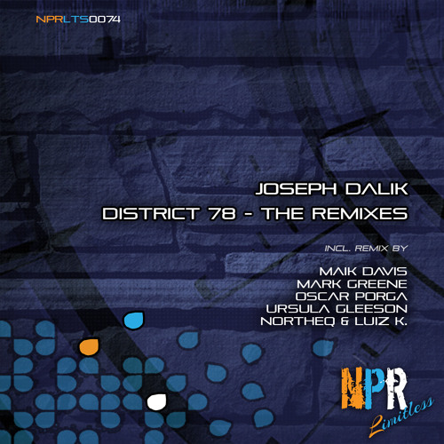 Joseph Dalik - District 78 (Ursula Gleeson Remix) NPR Limitless