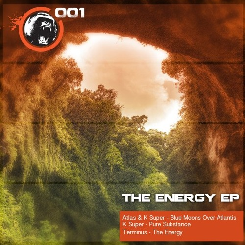 THE ENERGY  - OUT NOW  (Breakbeat Rebelz) [REBELZ001]