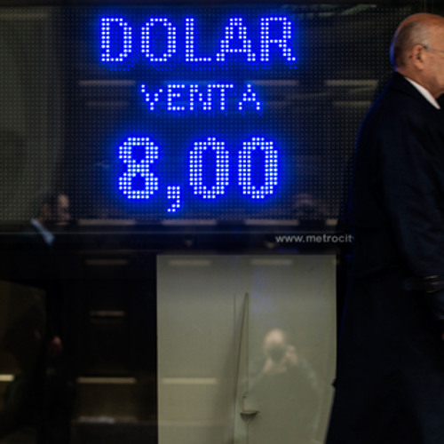 Argentina's informal currency market