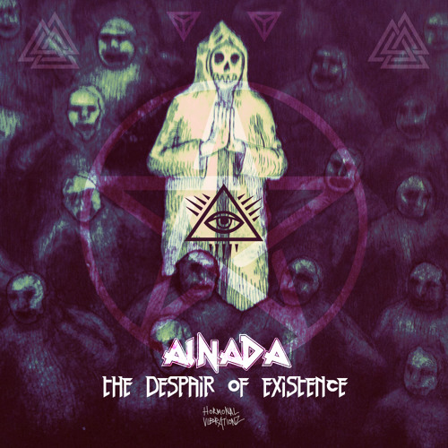 Ainada - The Despair Of Existence [HVZ013 - The Despair Of Existence]