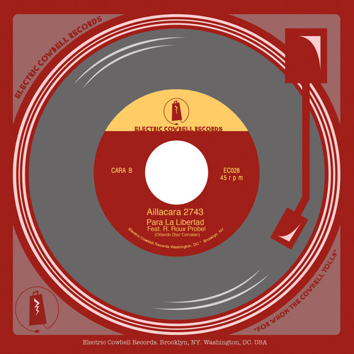 PARA LA LIBERTAD Feat. R. ROUX PROBEL