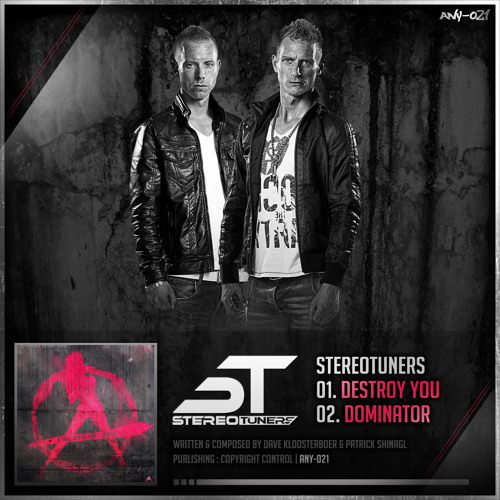 Stereotuners - Dominator (Official HQ Preview)