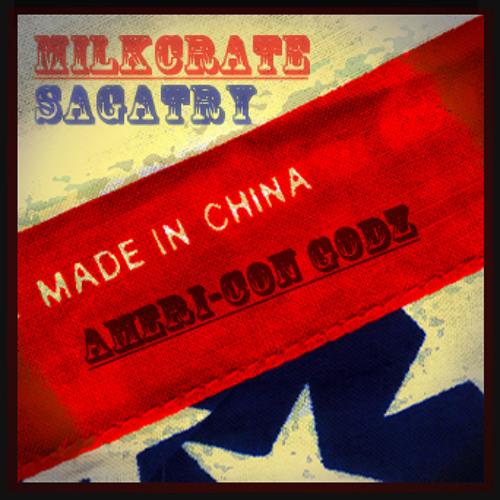 Ameri-Con Godz (Produced by MilkCrate)