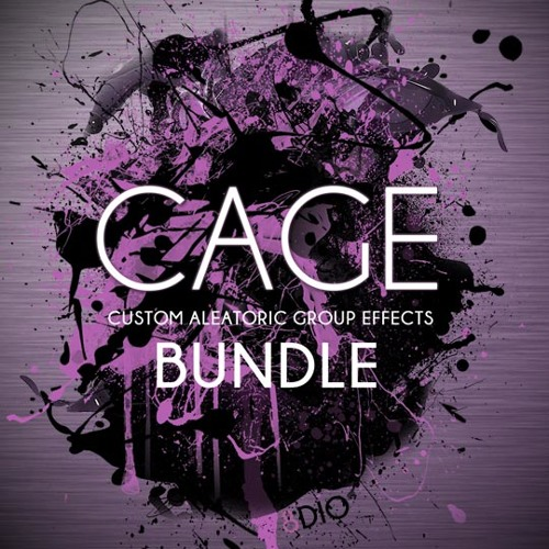 """8Dio CAGE Master Demo: """"UnCAGE the Beast"""" by Blake Neely"""