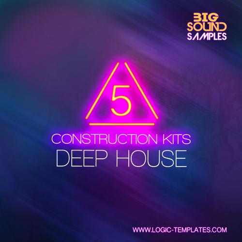 5 Deep House Construction Kits