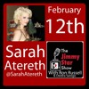 Exclusive Interview Sarah Atereth On The Jimmy Star Show- Fun, Wicked, Inspiring