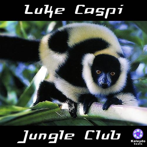 Luke Caspi - Jungle Club (Original Mix) pres. Soulspeed vox @ Kaleydo Beats