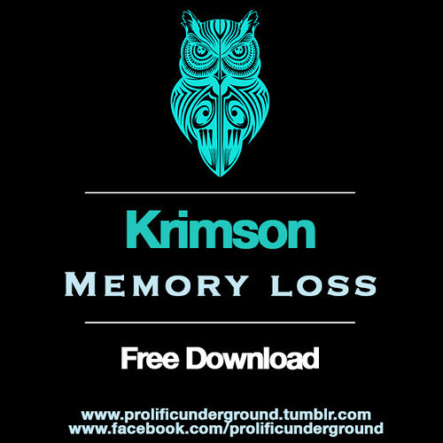 Memory Loss (Prolific Free DL)