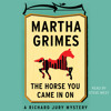 THE HORSE YOU CAME IN ON Audiobook Excerpt