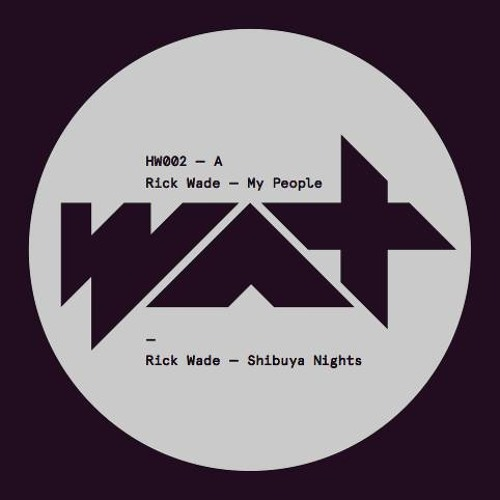 Rick Wade - Shibuya Nights (Extended Preview)