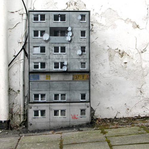 Grey façades