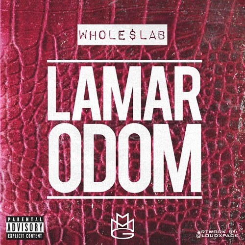 """Lamar Odom """"Dirty"""" by Whole Slab"""
