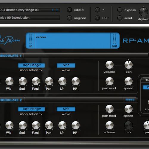 RP-AMOD Audio Sample
