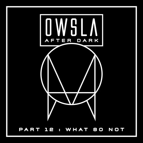 OWSLA After Dark Part 12: What So Not [BBC 1Xtra - Mistajam Daily Does]