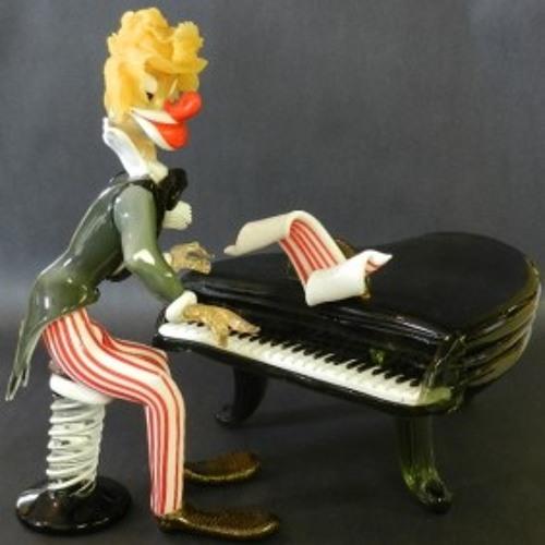 Jazzzy clown