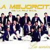 Banda La Mejorcita - AMOR DE 4 PAREDES EN VIVO Portada del disco