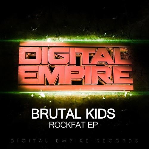 DER0300: Brutal kids - Rockfat EP [Out Now]