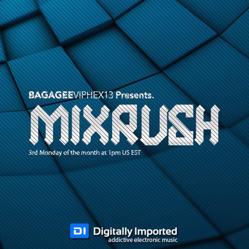 Mixrush 022 (Feb 2014)