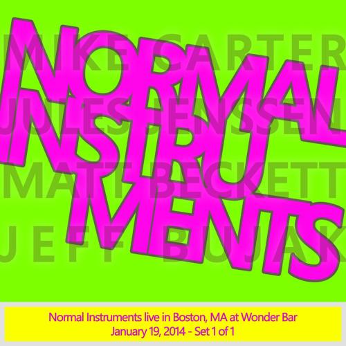 Normal Instruments - Live In Boston - 01 - 19 - 14 - 02 Boston - Track 2