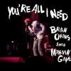 Brian Owens - Ain't No Mountain High Enough (ft. Nao Yoshioka)