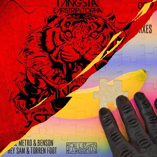 I'm Missing Tangsta (Hey Sam & Torren Foot Vs Torha Mashup)