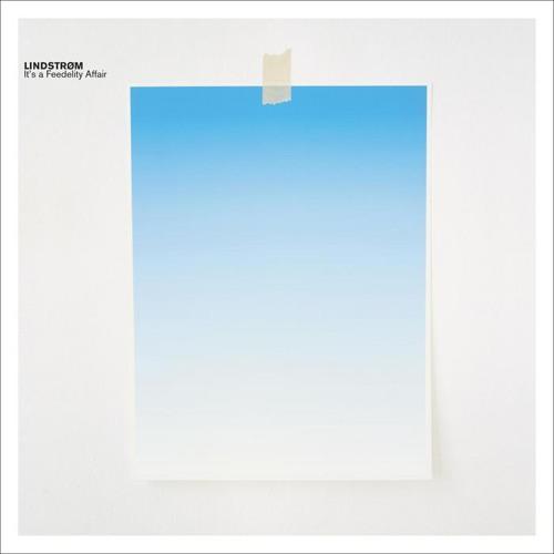 Lindstrøm - Gentle As A Giant