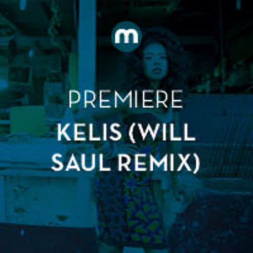Premiere: Kelis 'Jerk Ribs' (Will Saul & Komon Remix)