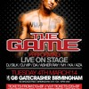 'THE GAME' US Rapper LIVE at GATECRASHER BIRMINGHAM #WOW