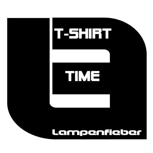 T-Shirt Time - Lampenfieber