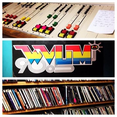 DJ Swanky on WVUM 90.5FM -  02/19/14