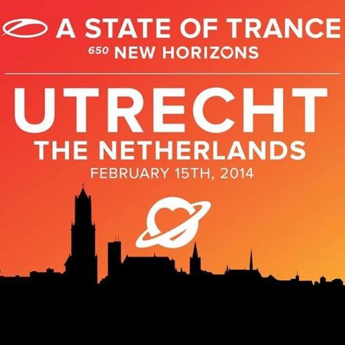 Paul Webster – Live @ A State Of Trance, ASOT 650 #WAO138 Stage (Utrecht, Netherlands) – 15.02.2014