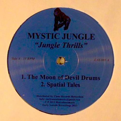 """[EAS005] Mystic Jungle - """"Jungle Thrills"""""""