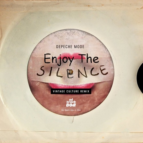 Depeche Mode - Enjoy the Silence (Vintage Culture Bootleg RMX)