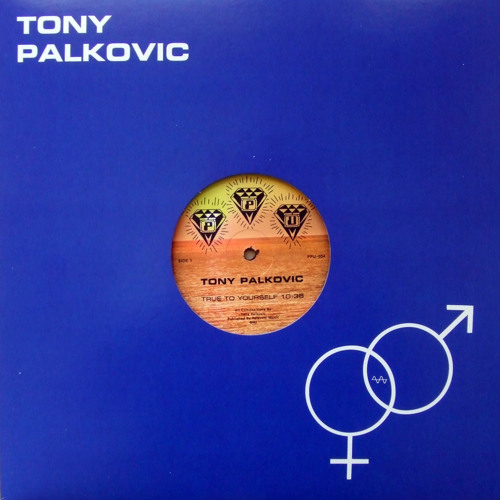 TONY PALKOVIC \ TRUE TO YOURSELF \ PPU PRIVATE SYNTH FUSION