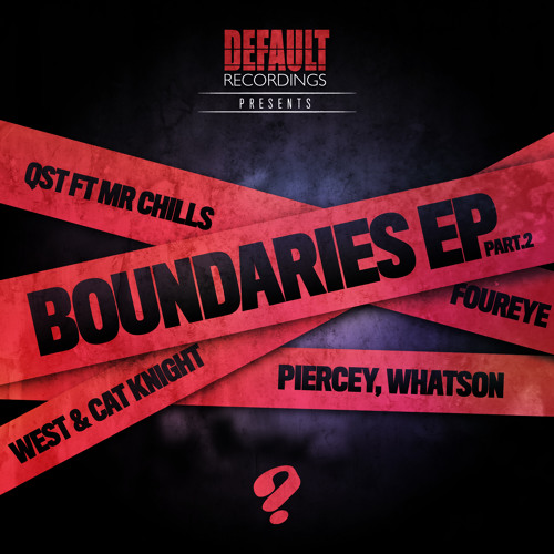 Boundaries EP pt 2 - Out Now