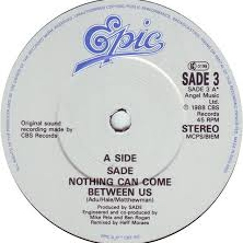 Sade - Nothing can come between us [PhatFrank Housy Mix]