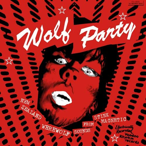 WOLF PARTY RADIO JINGLE - VOODOO RHYTHM RECORDS / STINK MAGNETIC - 2014
