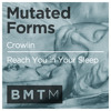 Mutated Forms - Reach You In Your Sleep (out now on BMTM)