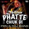Phatte Chuk Di Teampbn Album Cover